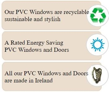 PVC Windows and Doors Kildare